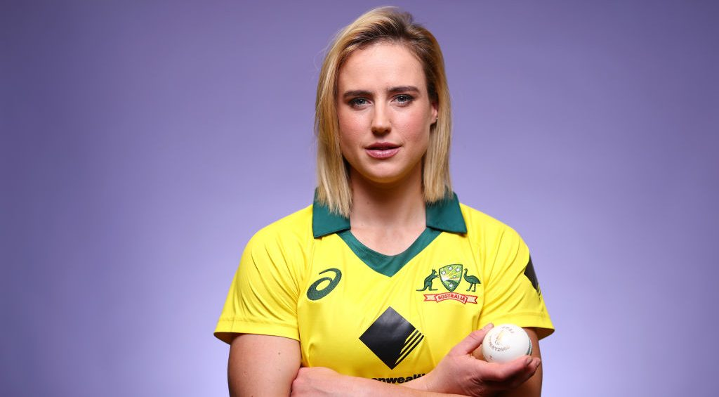 Ellyse Perry player of the decade