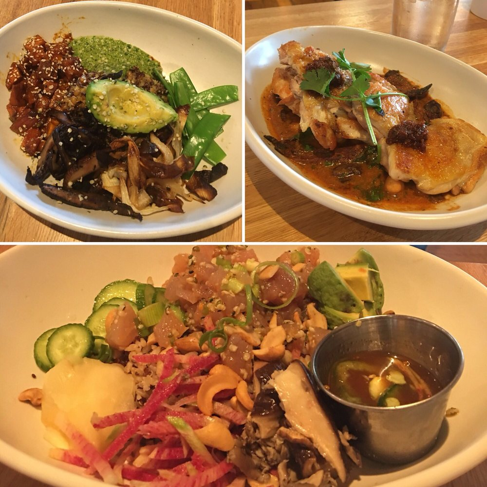 Ancient Grains Bowl | Gluten-Free Restaurants Near Me