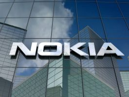 Nokia stock trading activity