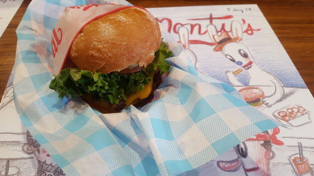 Plant Based Burger - plant based restaurants