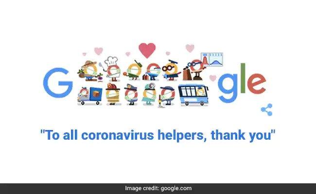 Thanks Coronavirus Helpers