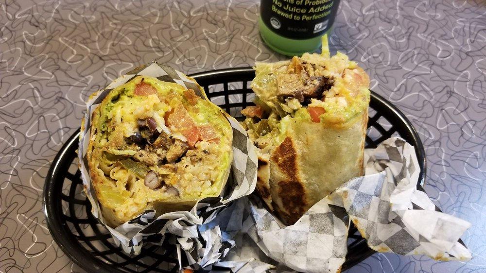 The El Burrito - vegan food