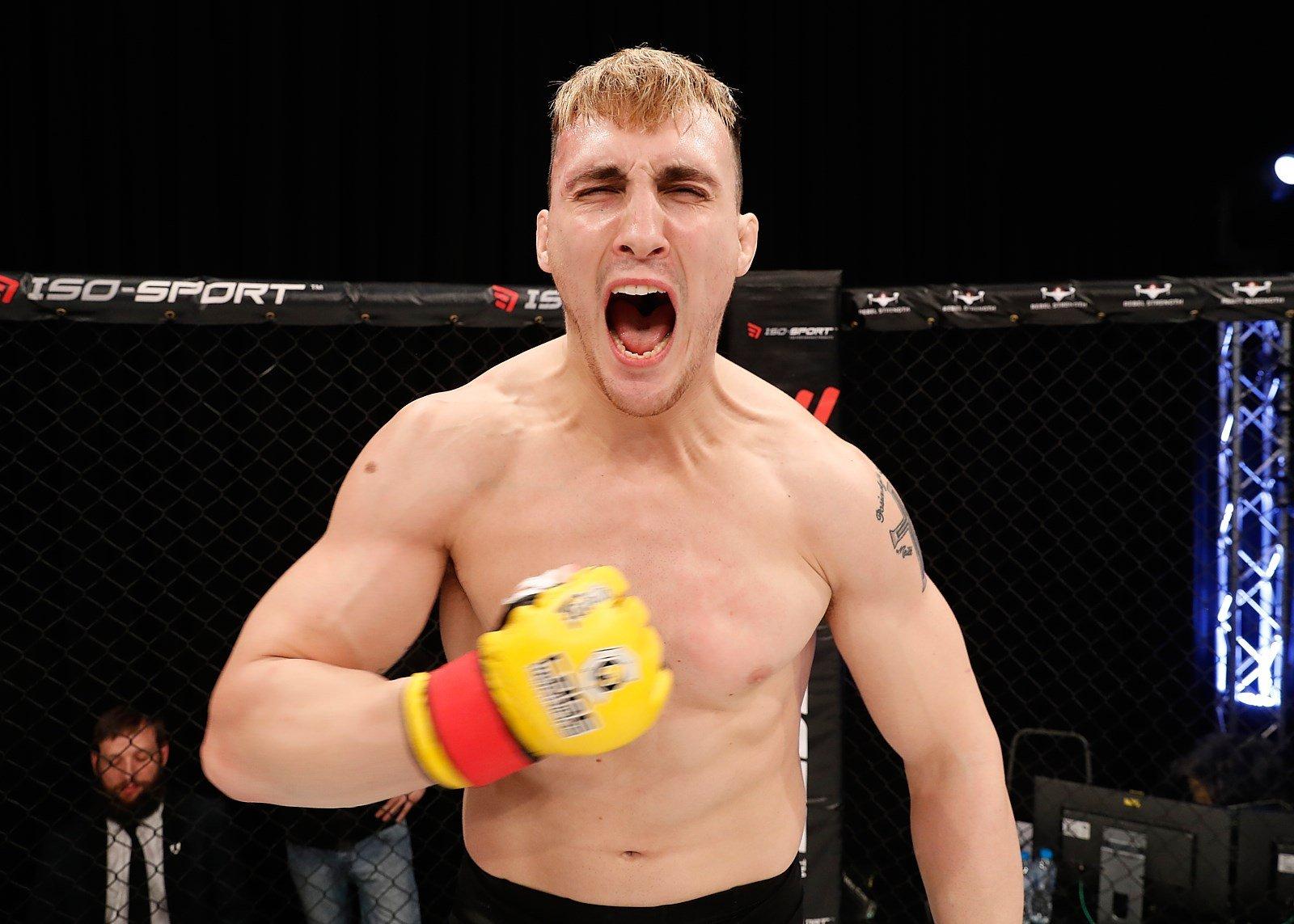 UFC Events on March 27 | MMA Fighting | Modestas Bukauskas