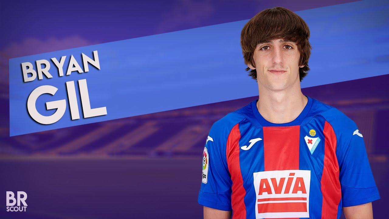 Bryan Gil | the best Spanish player