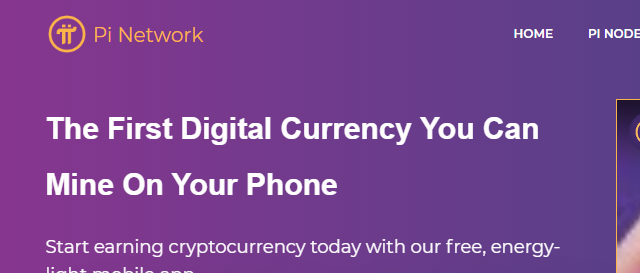 Pi Digital Cryptocurrency