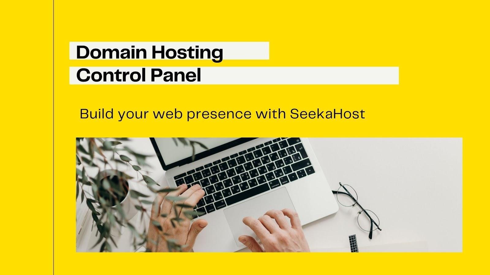 eekaHost WordPress Hosting Control Panel